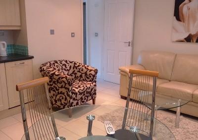St. Bridget's Apartment for 3 Guests